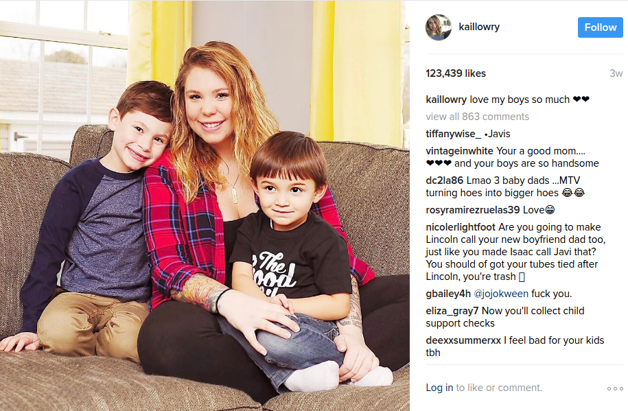 Who Is Kailyn Lowry\'s New Boyfriend, Tyler Hill? Is He The Father of ...