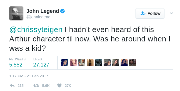 best john legend oscars 2017 memes