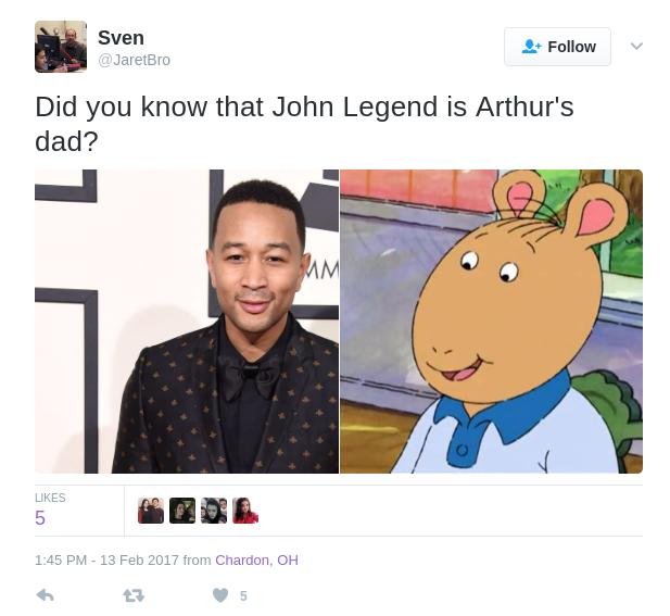 funny john legend oscars 2017 memes