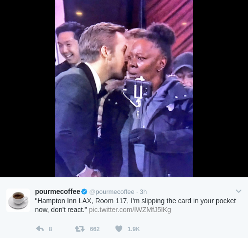 funny ryan gosling oscars memes