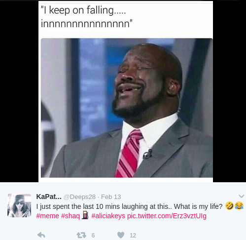 funny shaq crying memes