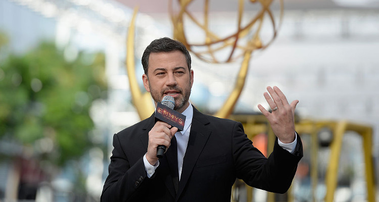 Jimmy Kimmel S Kids Facts You Need To Know About Katie Kevin Jane Kimmel The head writer for the awards show is none other than his own wife, molly mcnearny. katie kevin jane kimmel