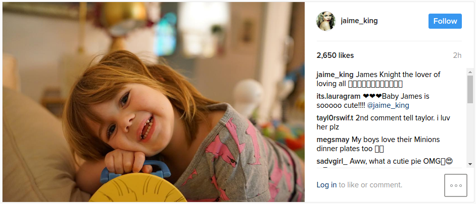 jaime king instagram