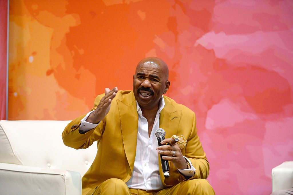 steve harvey mistaken identity