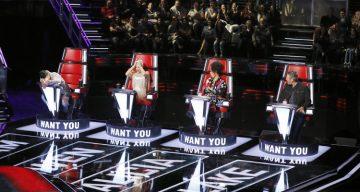 the voice 2017 judges