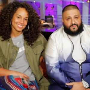 Alicia Keys, DJ Khaled