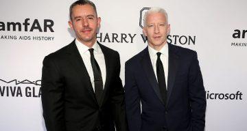 Anderson Cooper Boyfriend Benjamin Maisani