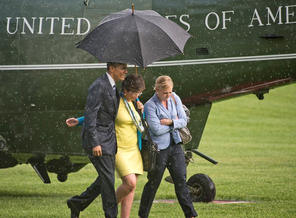 Barack Obama, Valerie Jarrett