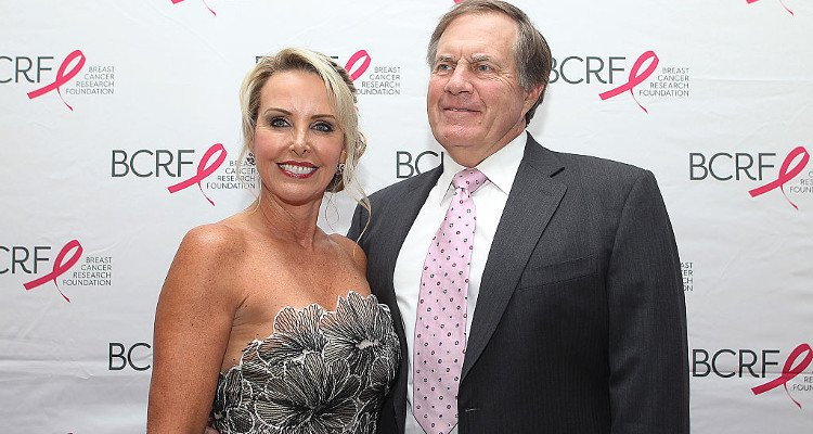 Bill Belichick Girlfriend Linda Holliday