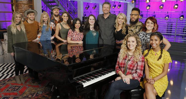Brennley Brown Vs Lauren Duski on The Voice