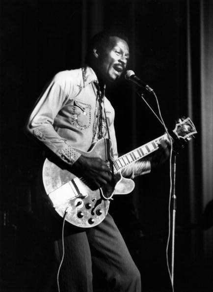 Buck Cherry, 1977
