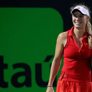 Who is caroline wozniacki dating
