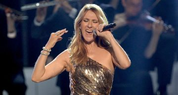 Celine Dion on The Voice
