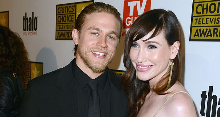 Charlie hunnam dating anyone