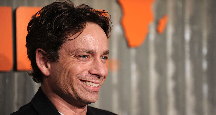 Chris Kattan Injury DWTS