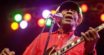 Chuck Berry 2011