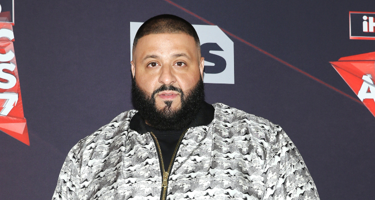 DJ Khaled on The Voice