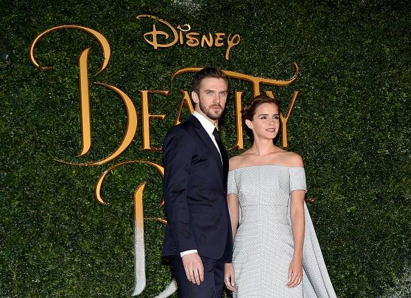 Dan Stevens & Emma Watson