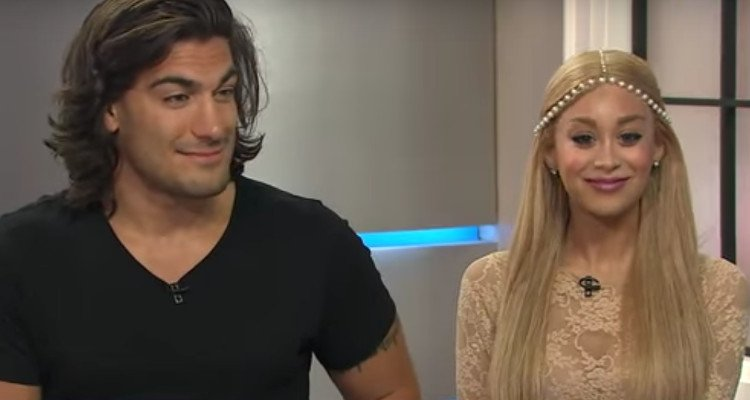 Elias Theodorou Girlfriend Max Altamuro