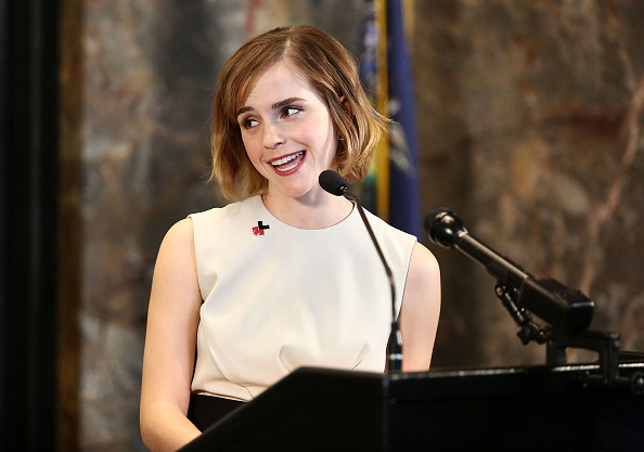 Emma Watson speaks for HeForShe for International Women's Day 2016