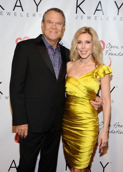 Glen Campbell and Kim Campbell
