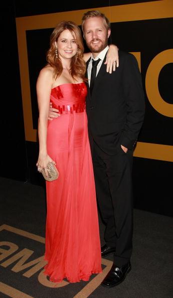 Jenna Fischer & Lee Kirk