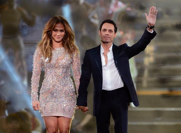 Jennifer-Lopez dating Marc Anthony