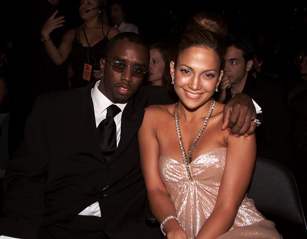 Jennifer Lopez dating Sean P Combs
