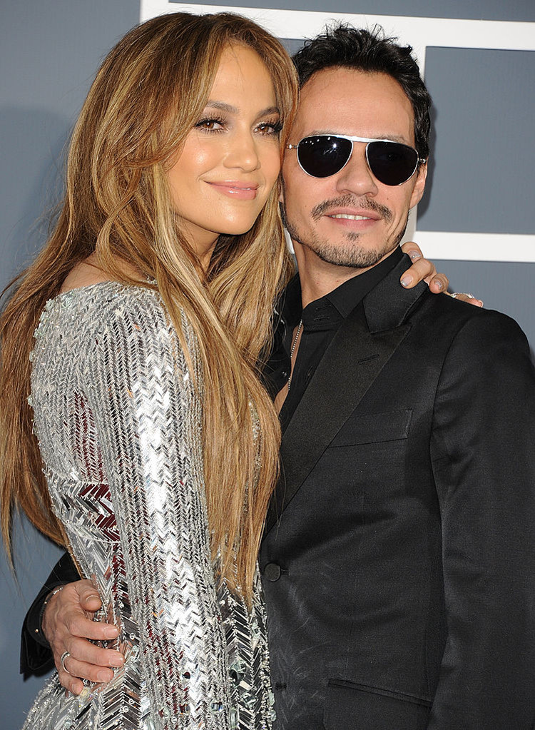Jennifer Lopez singer Marc Anthony