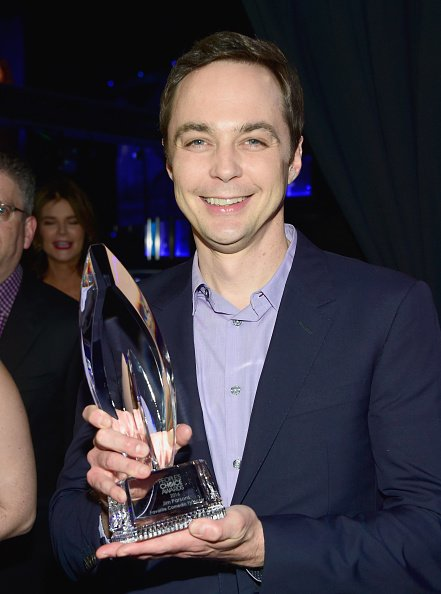 Jim Parsons at the 2016 People's Choice Award