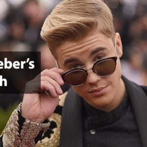 Who's justin bieber dating