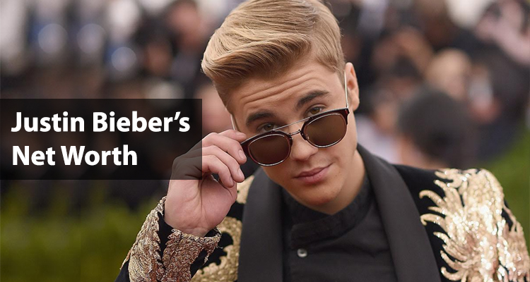 Net worth of bieber
