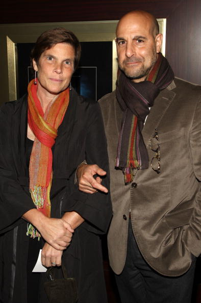 Kate & Stanley Tucci 2003