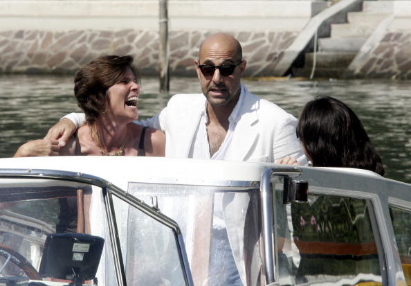 Kate and Stanley Tucci 2007