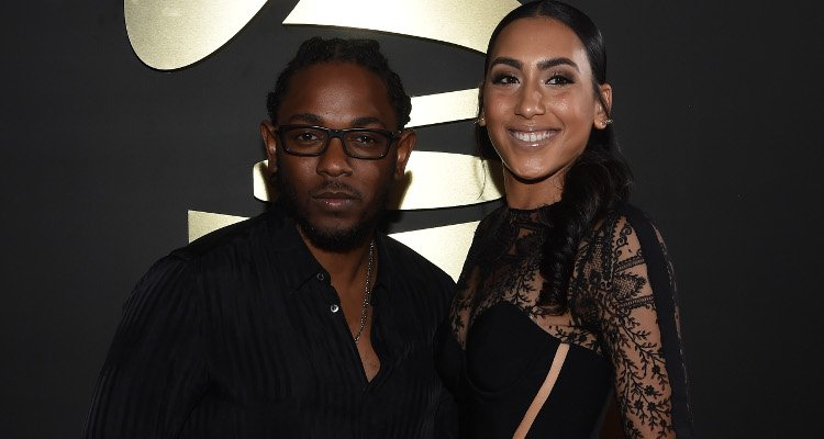 Kendrick Lamar Fiancee Whitney Alford