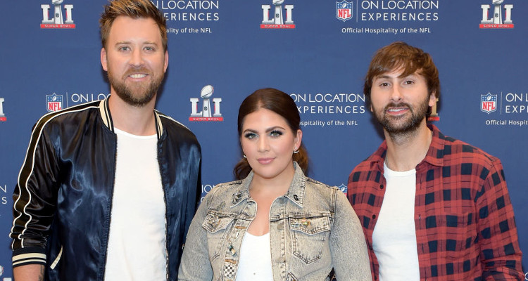 Lady Antebellum at the ACM Awards