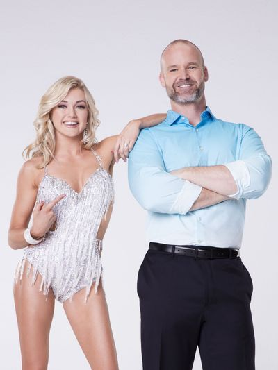 Lindsay Arnold & David Ross