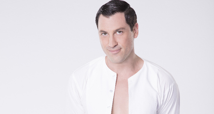 'Dancing With The Stars': Maksim Chmerkovskiy Opens Up About Fatherhood