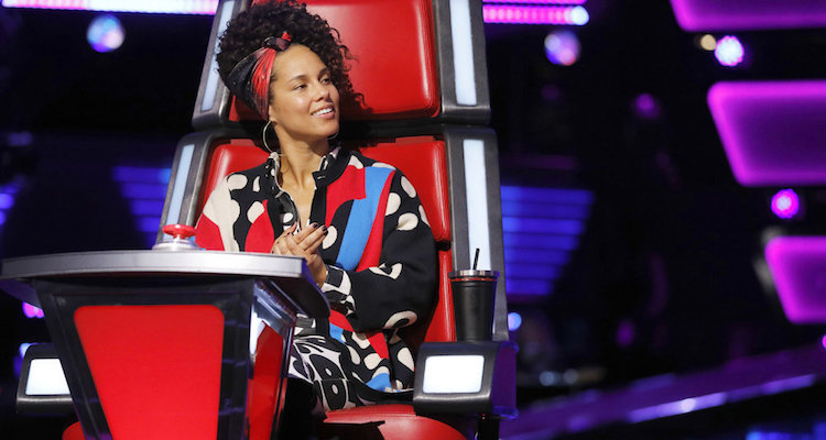 'The Voice' 2017 - Teams Revealed for Battle Rounds