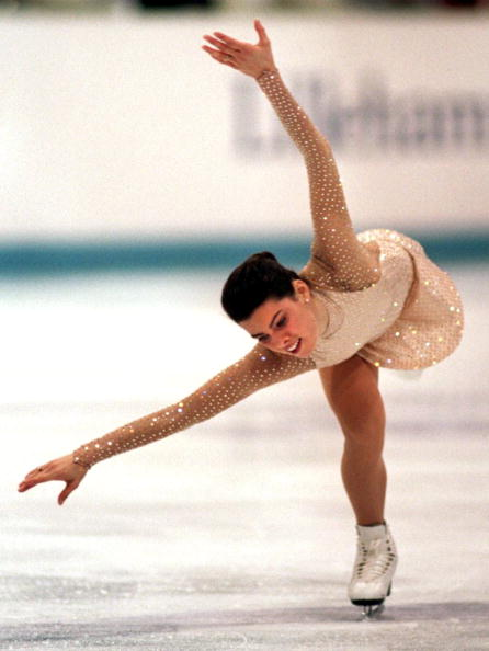 Nancy Kerrigan, 1994 Winter Olympics