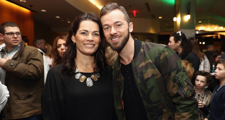 Nancy Kerrigan and Artem Chigvintsev