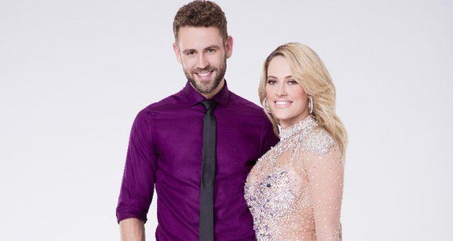 Nick Viall & Peta Murgatroyd on Dancing with the Stars 2017