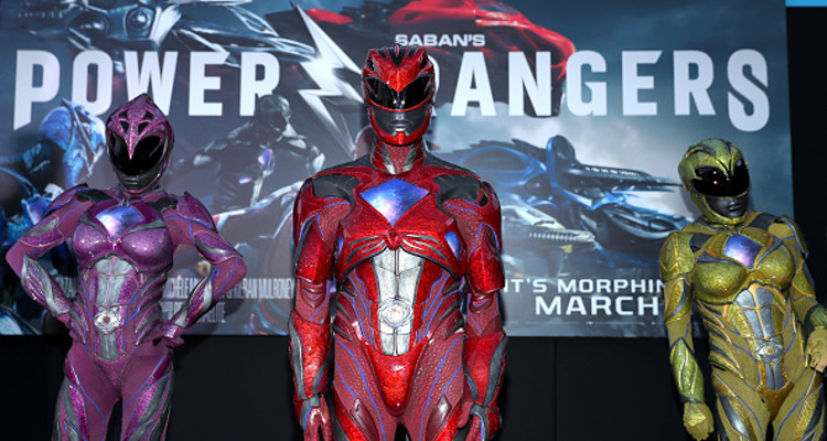 Power Rangers End Credits Scene