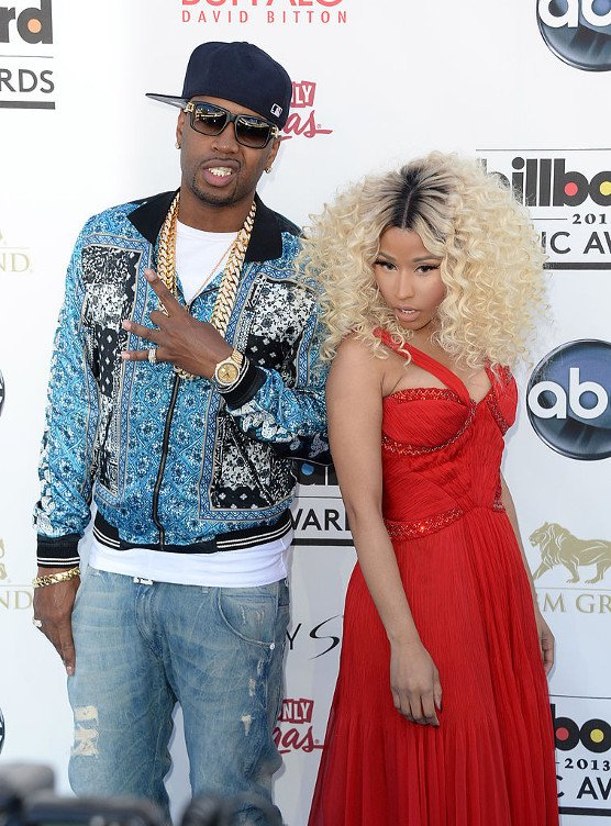 safaree samuels nicki minaj
