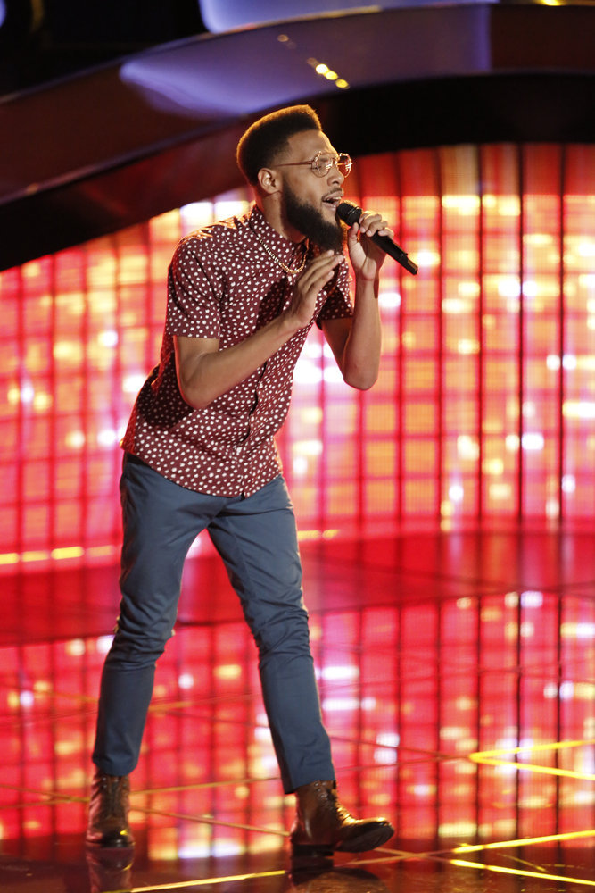 TSoul on The Voice