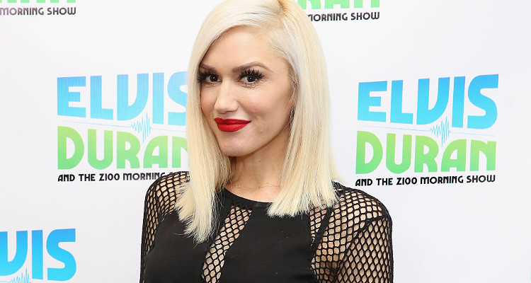 Gwen Stefani nervous about working with Blake Shelton