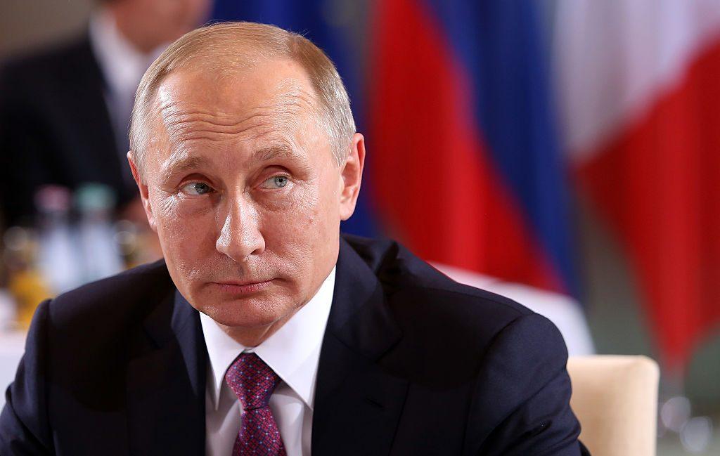 Vladimir Putin dating timeline