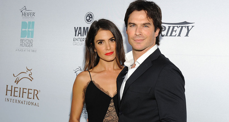 Who is Ian Somerhalder Wife Nikki Reed