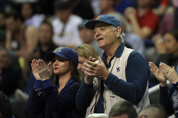 bill murray connection xavier