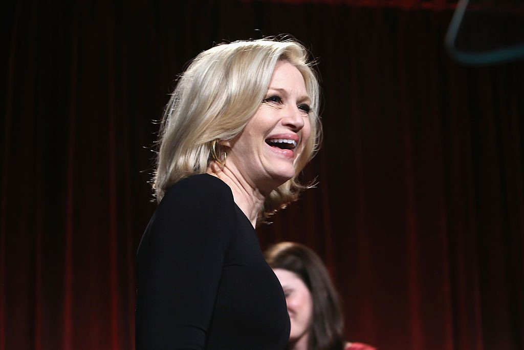 diane sawyer facts